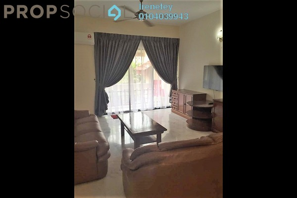 For Rent Condominium at Kiara Park, TTDI Freehold Fully Furnished 3R/2B 2.6k