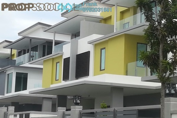 For Sale Semi-Detached at S2 Heights, Seremban 2 Freehold Unfurnished 5R/5B 1.67m
