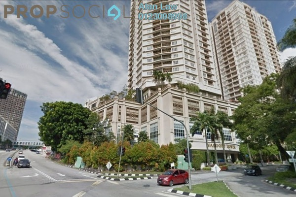 For Rent Serviced Residence at Windsor Tower, Sri Hartamas Freehold Fully Furnished 1R/1B 1.8k