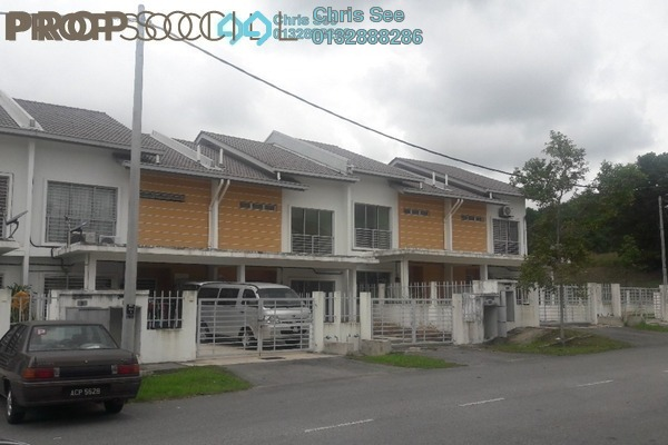 For Rent Terrace at Bromelia, Bandar Seri Coalfields Freehold Unfurnished 4R/4B 1k