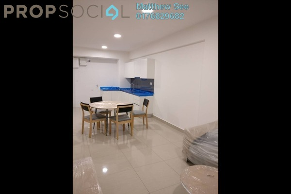 For Sale Condominium at Eclipse Residence @ Pan'gaea, Cyberjaya Freehold Fully Furnished 2R/2B 540k