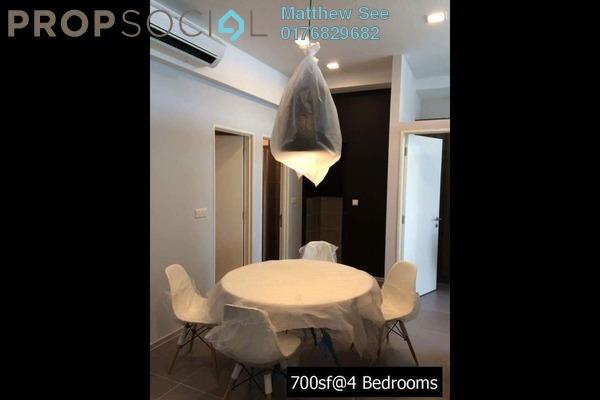 For Sale Condominium at Garden Plaza @ Garden Residence, Cyberjaya Freehold Fully Furnished 4R/2B 350k