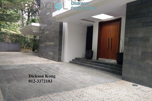 For Sale Bungalow at Bukit Tunku, Kenny Hills Freehold Semi Furnished 5R/6B 15m