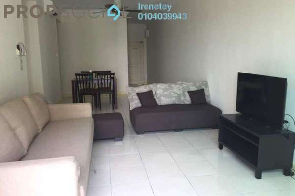 For Rent Condominium at Metropolitan Square, Damansara Perdana Freehold Fully Furnished 3R/2B 2.2k