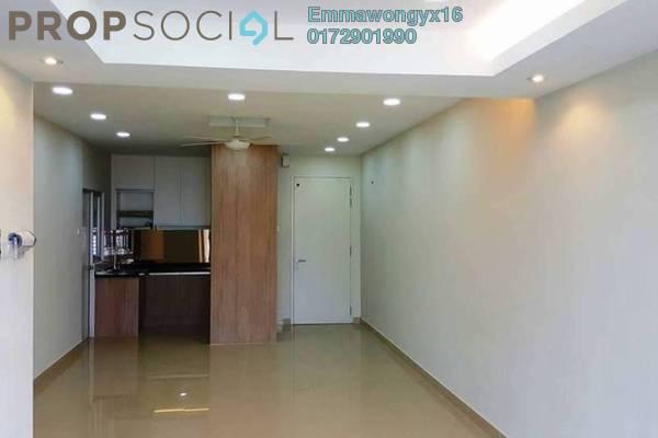 For Rent Condominium at Maxim Citilights, Sentul Freehold Semi Furnished 3R/3B 1.6k