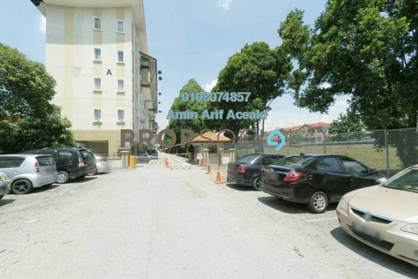 For Sale SoHo/Studio at Indah Cempaka, Pandan Indah Leasehold Unfurnished 1R/1B 290k