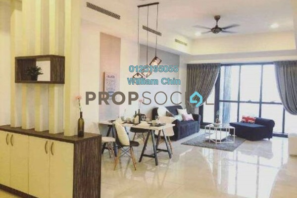 For Rent Condominium at M City, Ampang Hilir Freehold Fully Furnished 1R/1B 2.6k