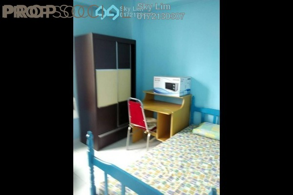For Rent Condominium at Garden Park, Bandar Sungai Long Freehold Fully Furnished 3R/2B 1.2k