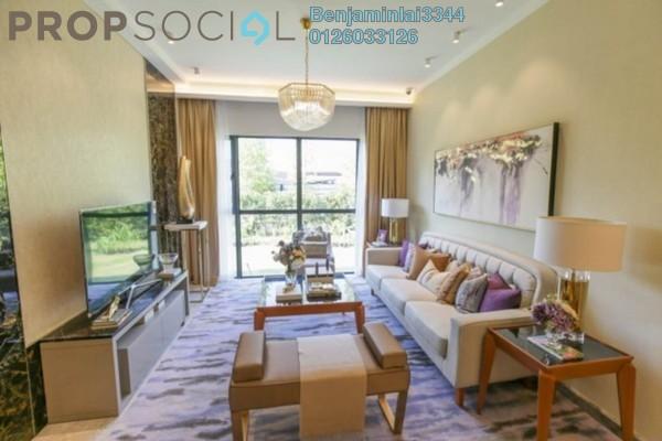 For Sale Serviced Residence at Jalan Bukit Bintang, Bukit Bintang Freehold Semi Furnished 2R/1B 1.26m