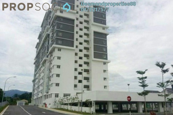 For Rent Condominium at Tiara East, Semenyih Freehold Semi Furnished 3R/2B 800translationmissing:en.pricing.unit