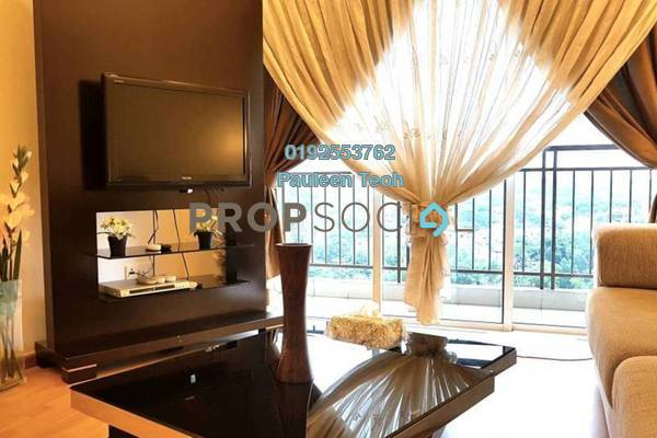 For Sale Serviced Residence at Waldorf Tower, Sri Hartamas Freehold Fully Furnished 2R/2B 750k