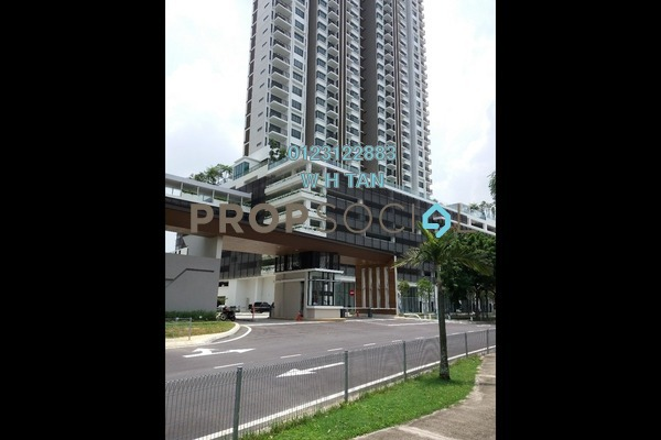 For Sale Serviced Residence at Putra Residence, Putra Heights Freehold Unfurnished 1R/1B 530k