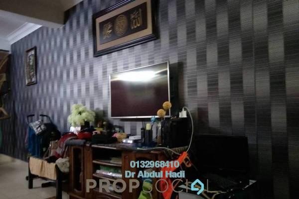 For Sale Apartment at Taman Impian Ehsan, Balakong Freehold Semi Furnished 3R/2B 280k