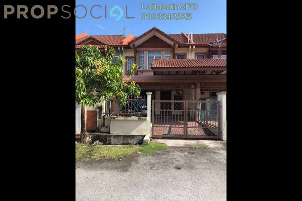 For Sale Terrace at Aspira, Bandar Bukit Raja Freehold Unfurnished 4R/3B 600k