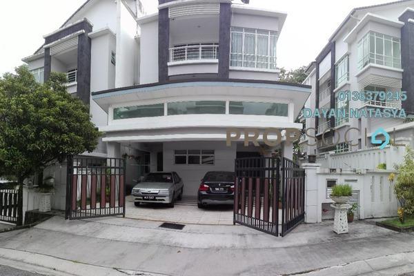 For Sale Semi-Detached at Siarah Oakleaf, Bukit Antarabangsa Freehold Semi Furnished 6R/6B 2m