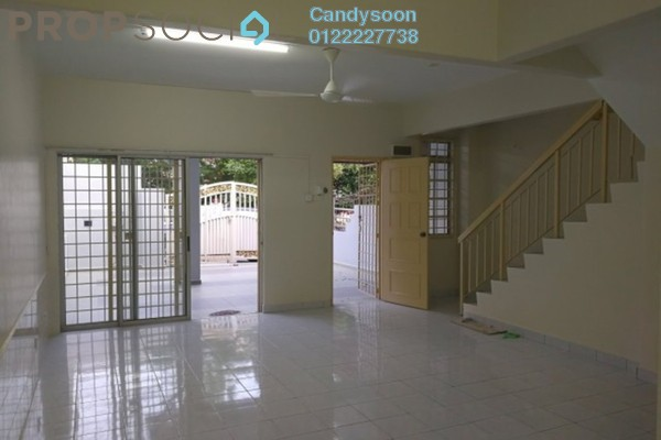 For Rent Terrace at Lagenda Mas Villa, Jalan Ipoh Freehold Semi Furnished 4R/2B 1.3千