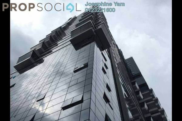 For Rent Condominium at 3 Towers, Ampang Hilir Freehold Fully Furnished 0R/1B 1.3k
