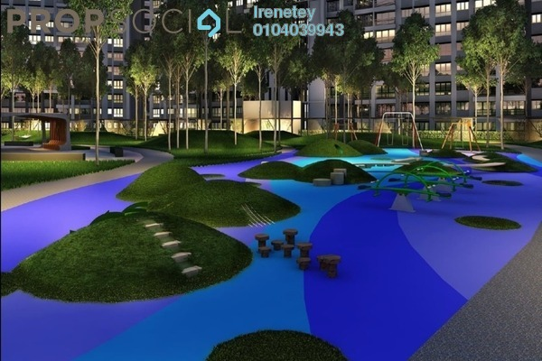 For Sale Condominium at M Vertica, Cheras Freehold Unfurnished 3R/2B 455k