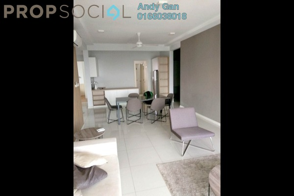 For Rent Condominium at LaCosta, Bandar Sunway Freehold Fully Furnished 3R/3B 3.99k