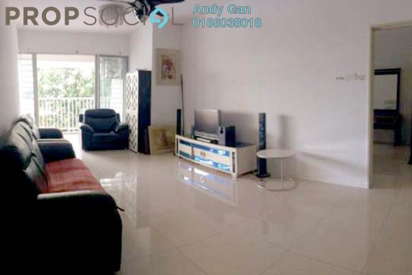 For Sale Condominium at Platinum Lake PV15, Setapak Freehold Fully Furnished 4R/2B 510k