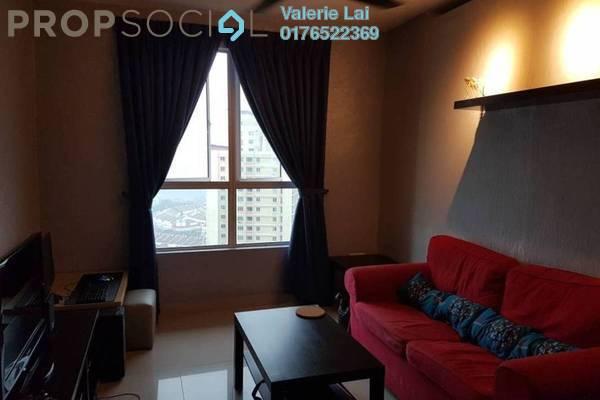 For Rent Condominium at Ritze Perdana 2, Damansara Perdana Freehold Fully Furnished 1R/1B 1.65k