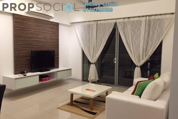For Sale Condominium at The Westside One, Desa ParkCity Freehold Semi Furnished 3R/3B 1.1m