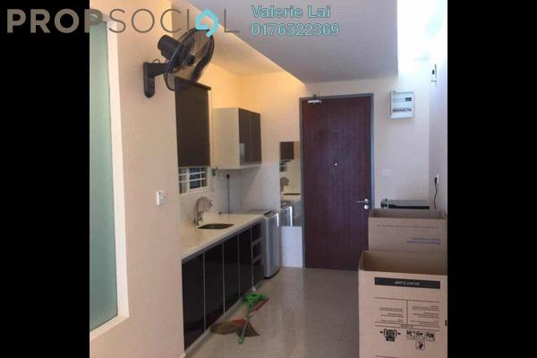 For Rent Condominium at Ritze Perdana 2, Damansara Perdana Freehold Semi Furnished 1R/1B 1.35k