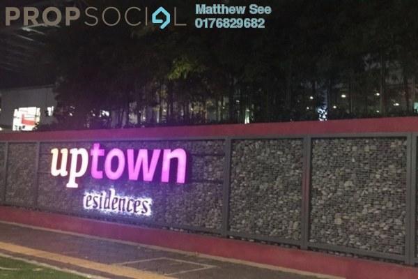 For Sale Condominium at Uptown Residences, Damansara Utama Freehold Fully Furnished 4R/3B 1.8m