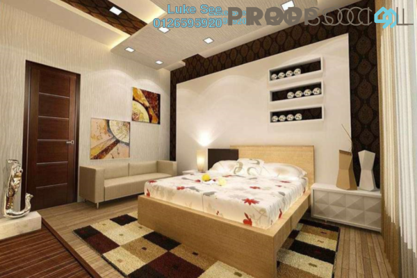 For Sale Condominium at Iris Residence, Bandar Sungai Long Freehold Unfurnished 3R/2B 479k