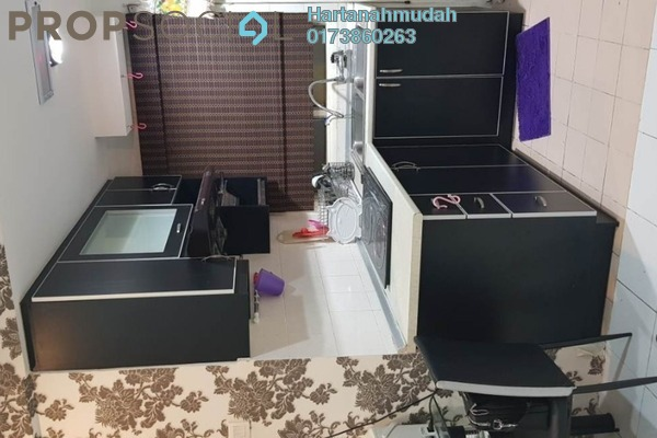 For Sale Apartment at Ixora Apartment, Kepong Freehold Unfurnished 3R/2B 270k