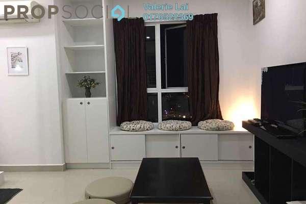 For Rent Condominium at Ritze Perdana 2, Damansara Perdana Freehold Fully Furnished 1R/1B 1.5k