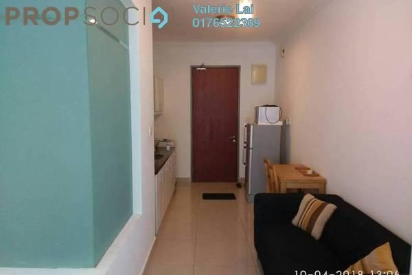 For Rent Condominium at Ritze Perdana 2, Damansara Perdana Freehold Fully Furnished 1R/1B 1.25k