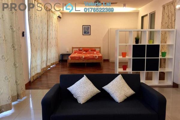 For Rent Condominium at Ritze Perdana 2, Damansara Perdana Freehold Fully Furnished 1R/1B 1.9k