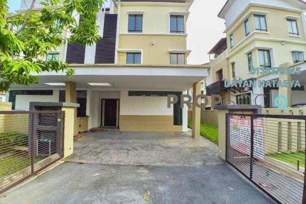 For Sale Semi-Detached at Taman Tropika, Kajang Freehold Semi Furnished 6R/5B 920k