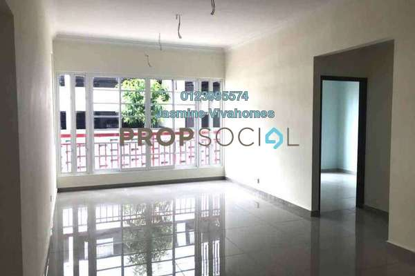 For Rent Condominium at Taman Koperasi Maju Jaya, Cheras South Freehold Semi Furnished 3R/2B 1.3k