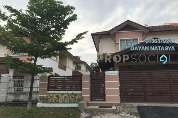 For Sale Semi-Detached at Prima Saujana, Kajang Freehold Semi Furnished 5R/4B 955k
