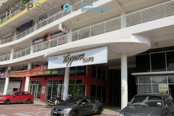 For Rent Shop at Platinum Mondrian PV128, Setapak Freehold Unfurnished 0R/4B 8k