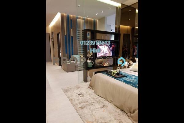 For Sale SoHo/Studio at Sunsuria 7th Avenue, Setia Alam Freehold Unfurnished 1R/1B 295k