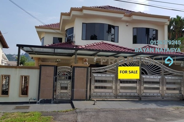 For Sale Semi-Detached at Ampang Jaya, Ampang Leasehold Fully Furnished 6R/4B 2.2m