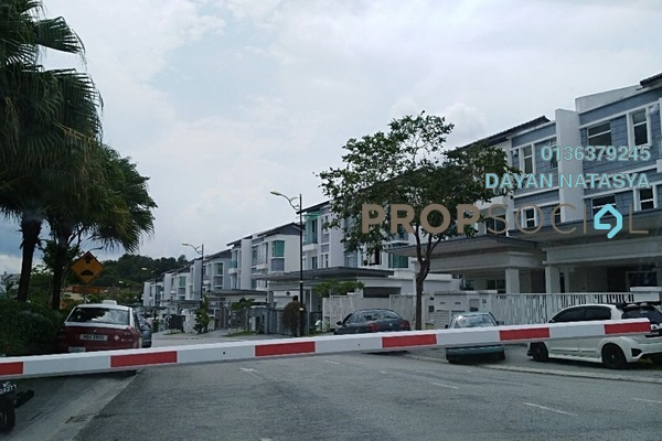 For Sale Superlink at Tropicana Cheras, Kajang Freehold Semi Furnished 5R/5B 1.15m