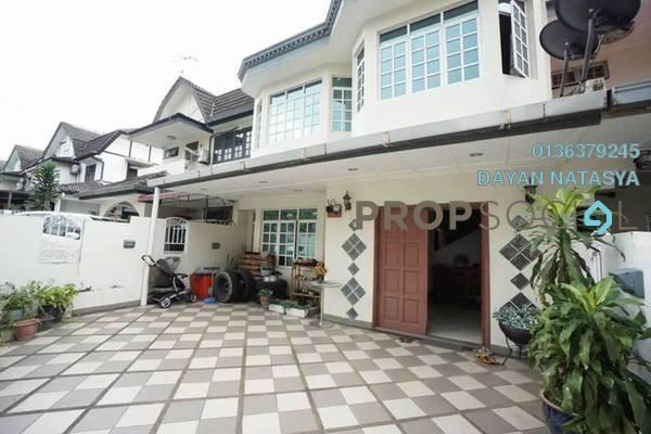 For Sale Terrace at USJ 4, UEP Subang Jaya Freehold Semi Furnished 4R/3B 950k