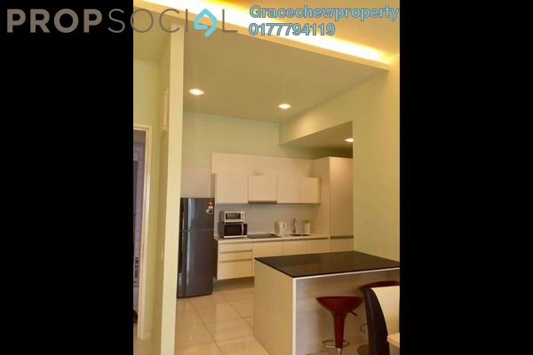 For Rent Serviced Residence at Sky Loft, Bukit Indah Freehold Fully Furnished 3R/2B 2.8k