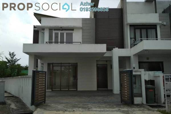 For Sale Terrace at TTDI Grove, Kajang Freehold Semi Furnished 4R/5B 998k