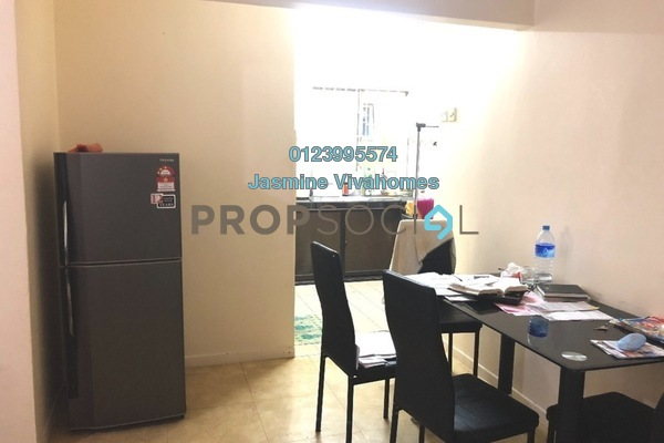 For Sale Condominium at Ketumbar Heights, Cheras Freehold Semi Furnished 3R/2B 308k