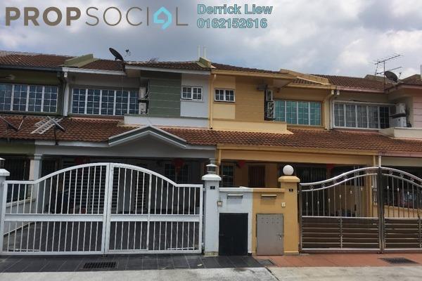 For Sale Terrace at Taman Taming Emas, Kajang Freehold Unfurnished 4R/3B 688k