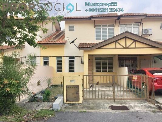 For Sale Terrace at BSP 21, Bandar Saujana Putra Freehold Unfurnished 4R/3B 380k