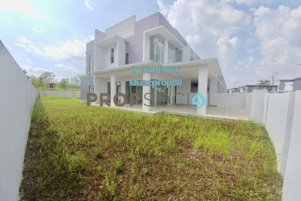 For Sale Terrace at Acacia Park, Rawang Freehold Unfurnished 4R/3B 595k