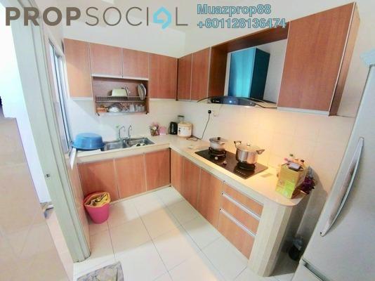For Sale Condominium at Taman Raintree, Batu Caves Freehold Semi Furnished 3R/2B 430k