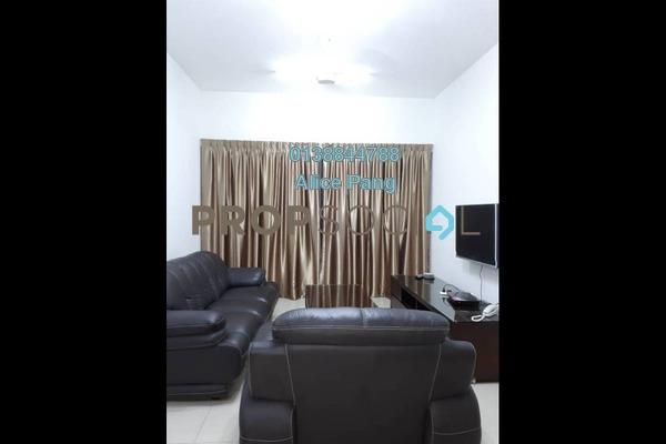 For Rent Condominium at Platinum III, Teluk Kumbar Freehold Fully Furnished 3R/2B 1.4k