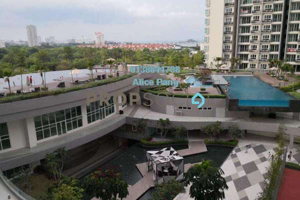 For Sale Condominium at Tropicana Bay Residences, Bayan Indah Freehold Unfurnished 3R/2B 730k